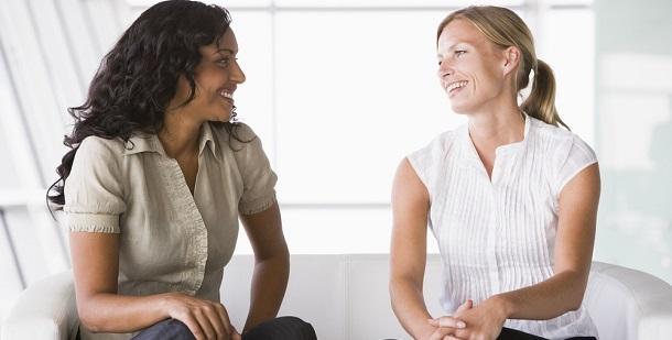 conversa entre noiva e madrinha
