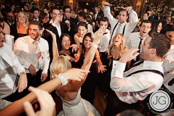 Pista de dança do seu casamento