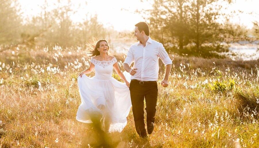atraso no casamento