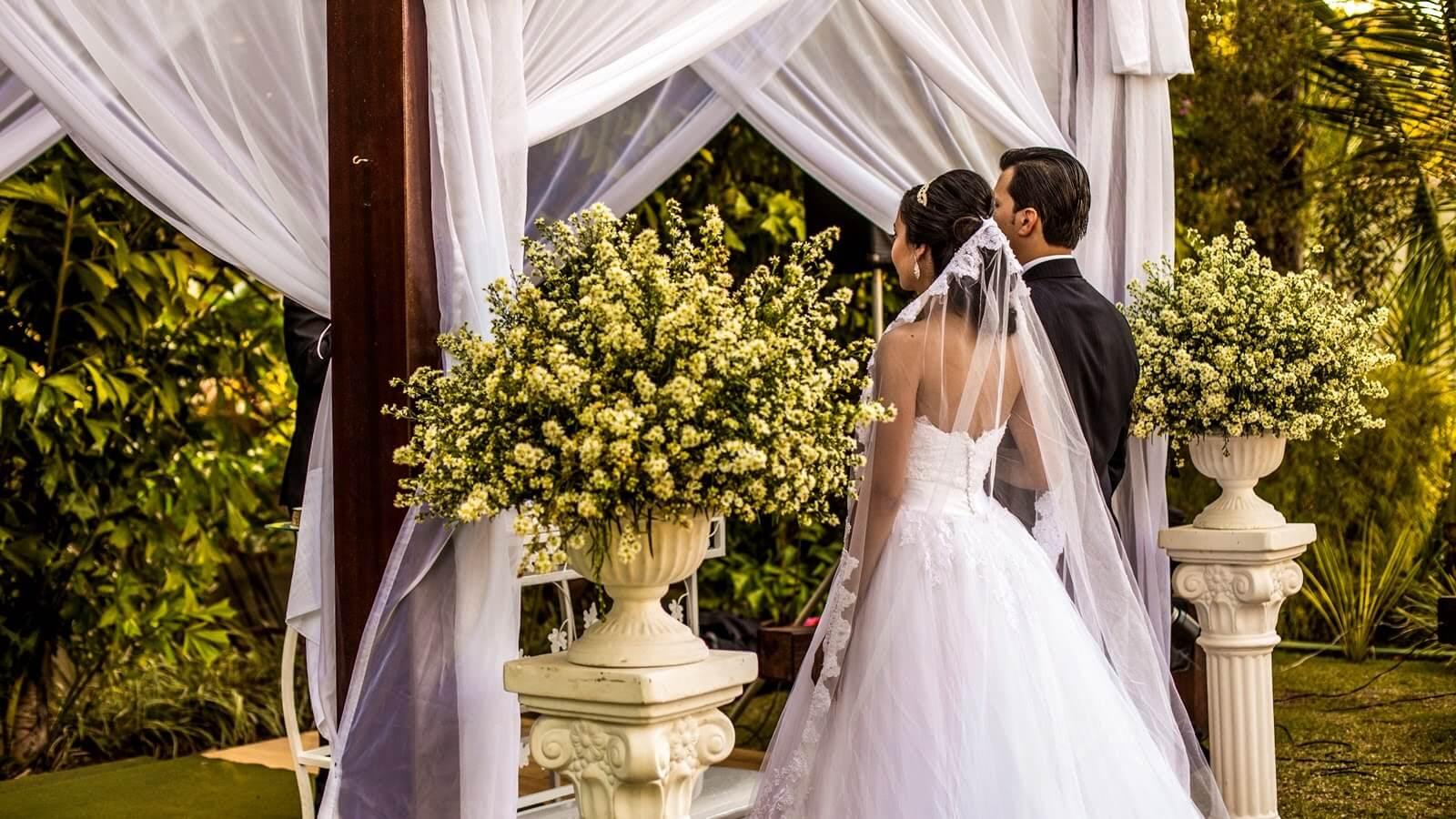 cerimônias de casamento
