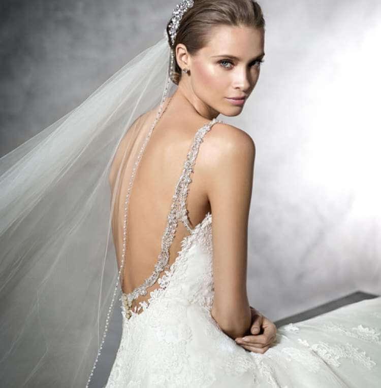 vestido de noiva para 2017
