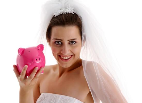 economizar dinheiro para o casamento