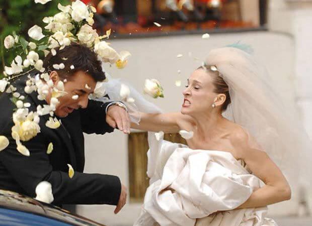 planeja um casamento