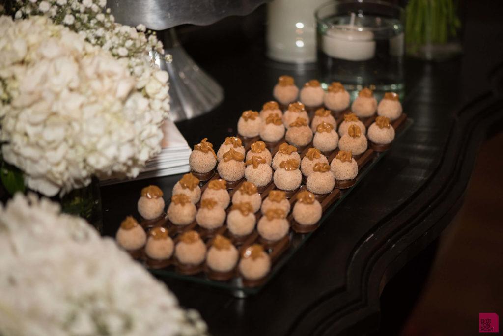 doces finos para casamento colher de churros