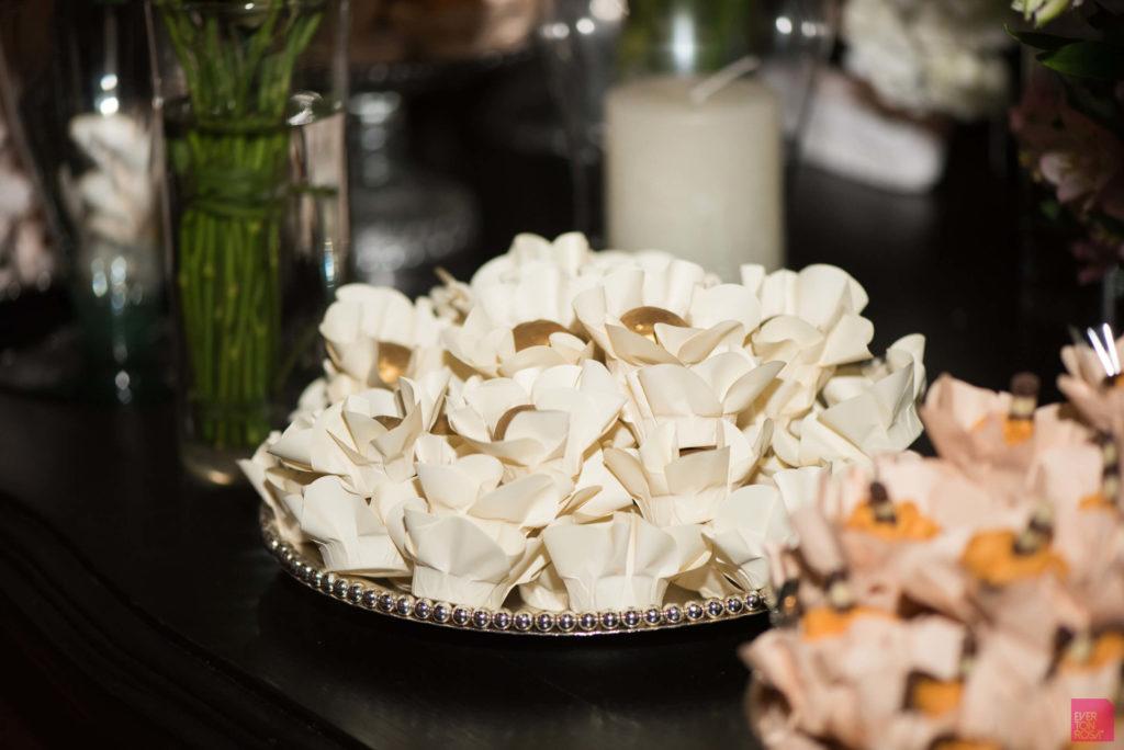 doces finos para casamento cookie com nutella